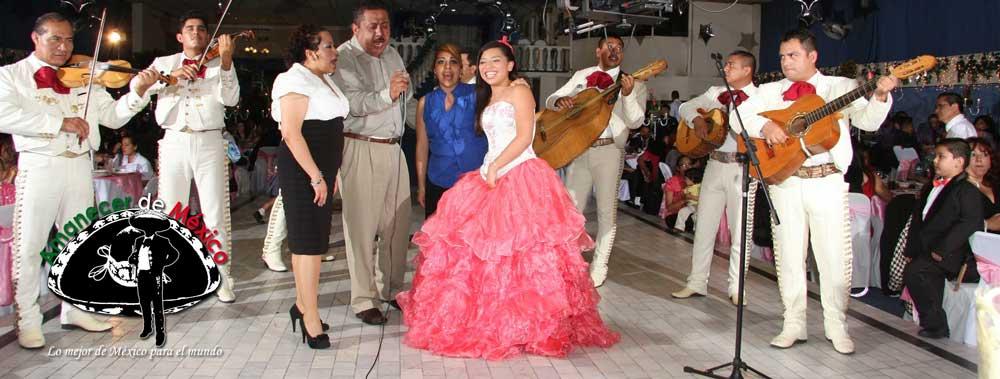 Mariachis para Quince años