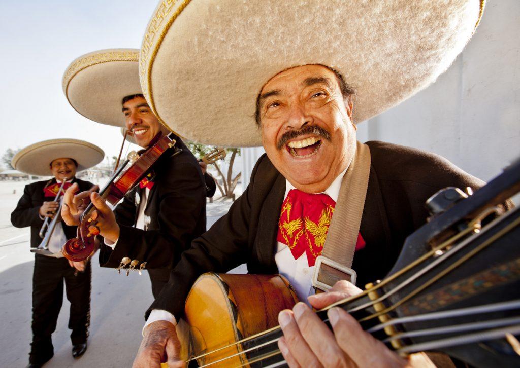 El mariachi y curiosidades